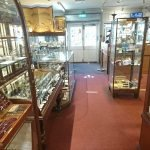 Watches of Bath display cabinet